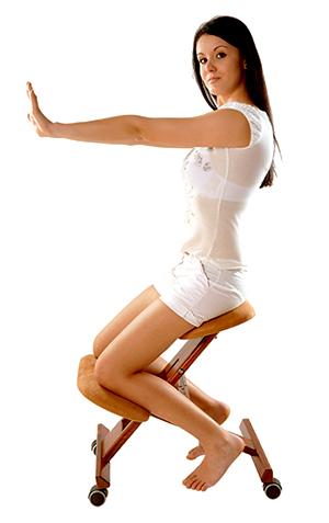 Klekačka Unicorn - Ergonomická klekací židle
